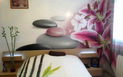 La chambre Zen