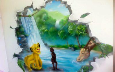 Simba & Kirikou