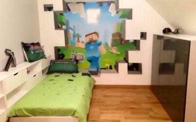 Deco Minecraft
