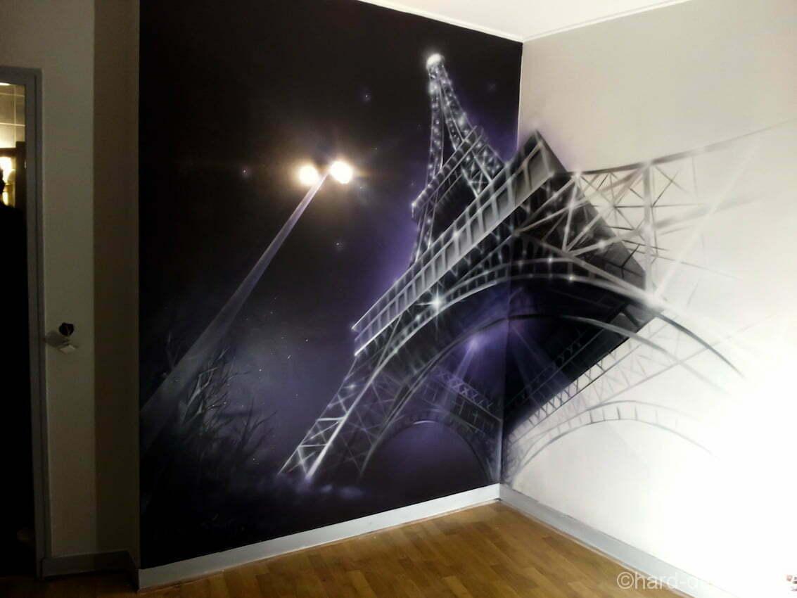 Hotel Paris Legendre – Tour Eiffel  Hard Deco