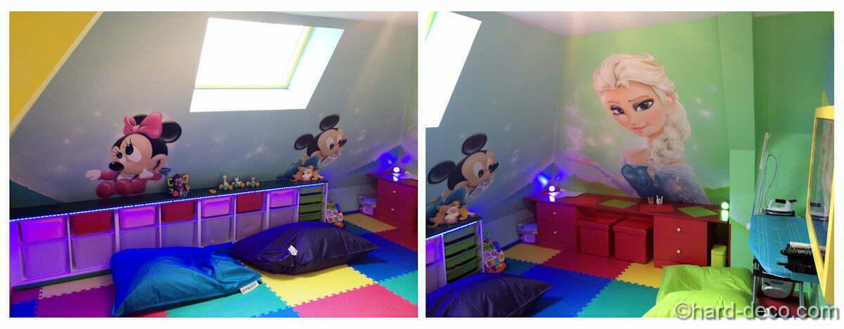 Decoration Minnie Pour Chambre