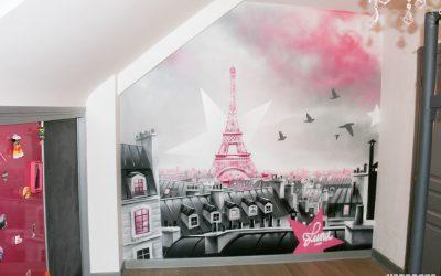 La star de fer domine Paris