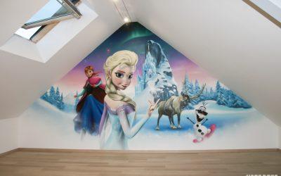 Elsa et ses amis