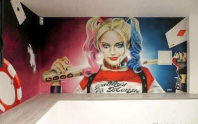 Harley Queen et le Joker !