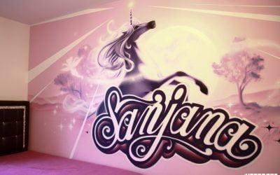 Licorne Sanjana