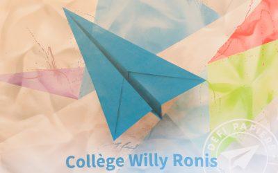 Toile ecofolio Willy Ronis