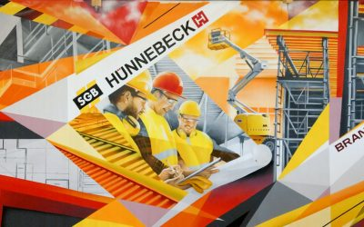 Toile SGB Hunnebeck